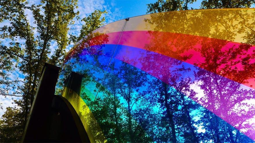 Kunst kijken in het park: sclupturenpark Chianti in Italië