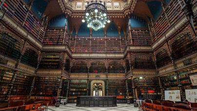 Deze 25 bibliotheken maken van iedereen een boekenwurm