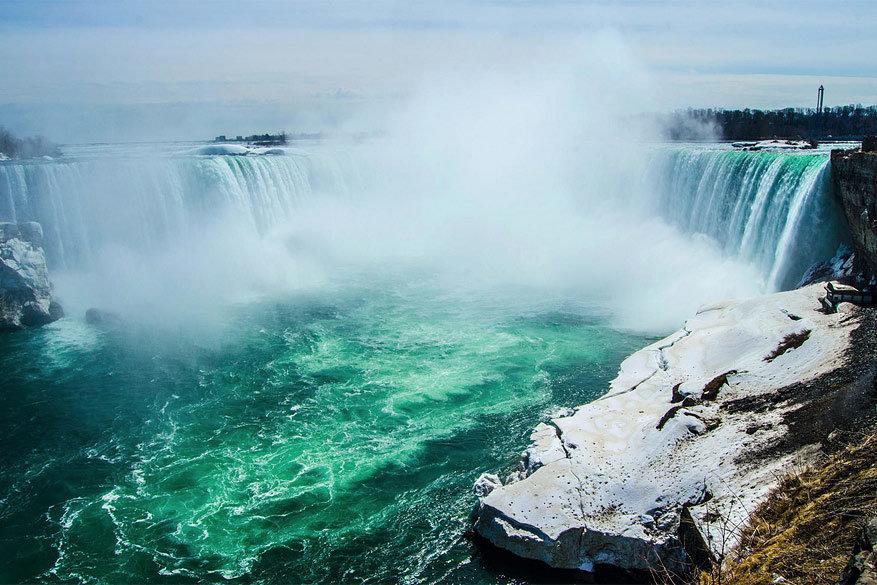 Canada: de wereldbekende Niagara Falls