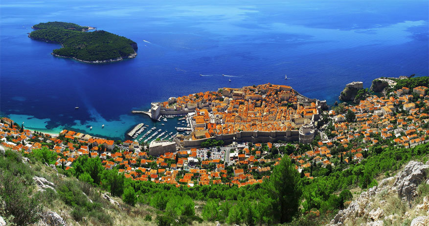 Game of Thrones in Kroatië: het eiland Lokrum