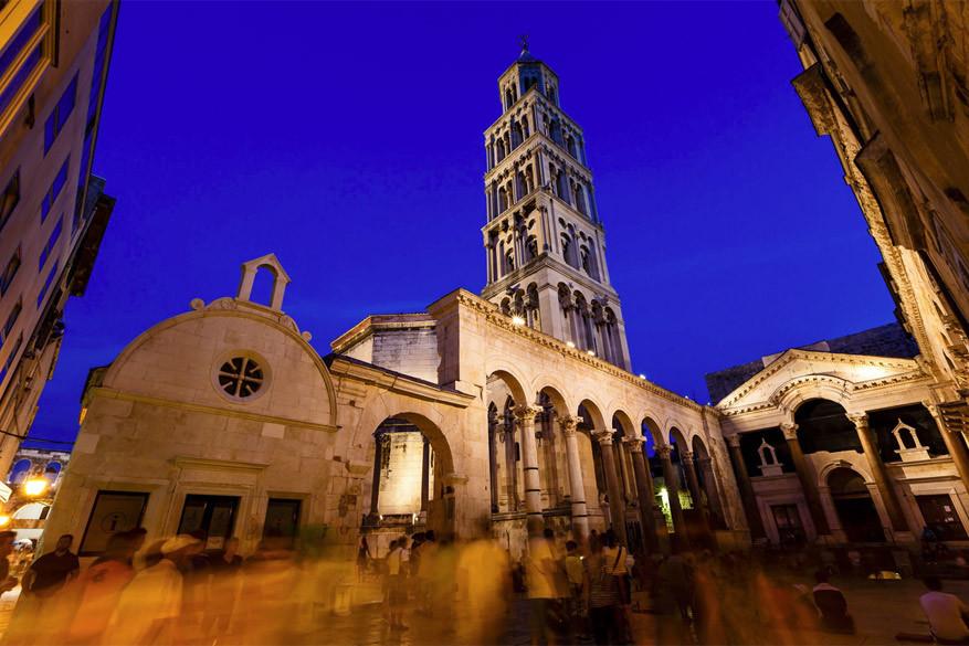 Game of Thrones in Kroatië: het Paleis van Diocletianus in Split