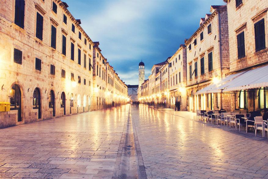 Game of Thrones in Kroatië: de oude stad van Dubrovnik