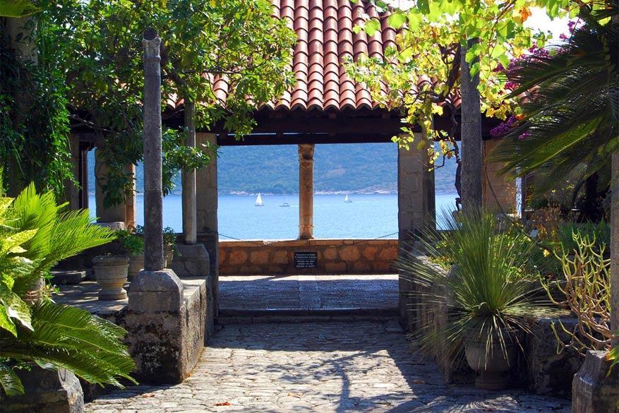 Game of Thrones in Kroatië: het Arboretum van Trsteno
