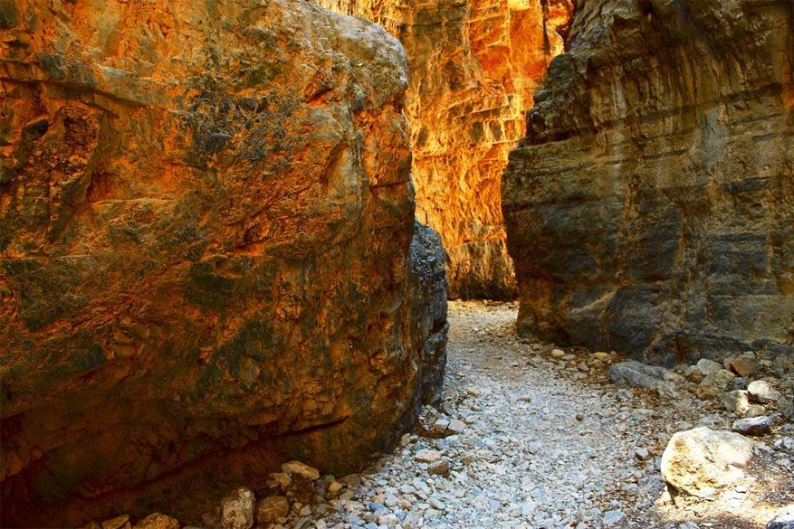 Kreta: een indrukwekkend stukje natuur ontdek je in de Imbroskloof