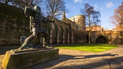 Robin Hood heet je welkom in Nottingham