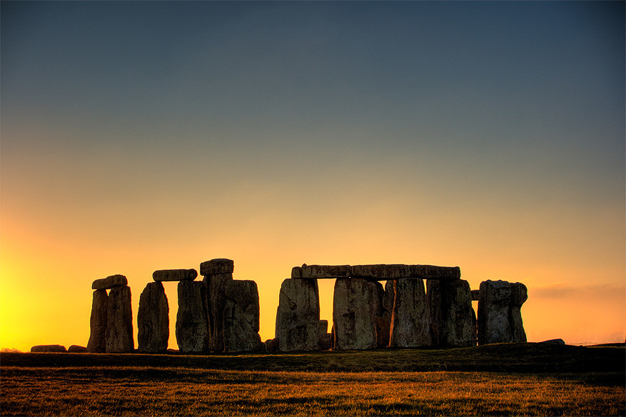 Zuid-Engeland: Stonehenge