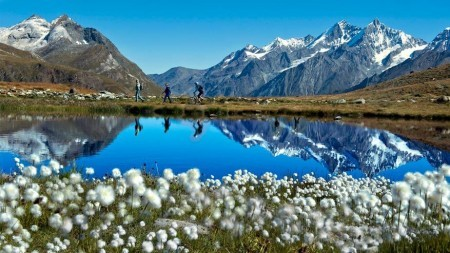 Zomerse fiets- en wandeltips uit Zwitserland