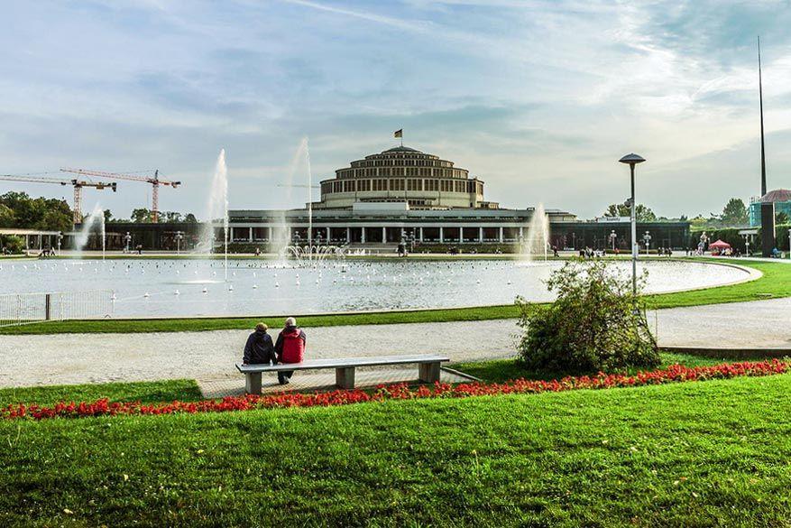 Wroclaw: Hala Ludowa