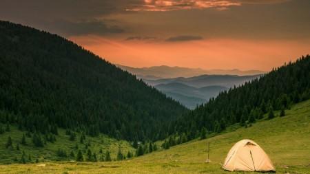 6 tips om droog te kamperen