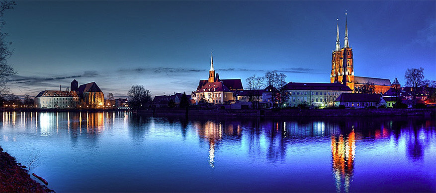 Wroclaw: Kathedraleneiland
