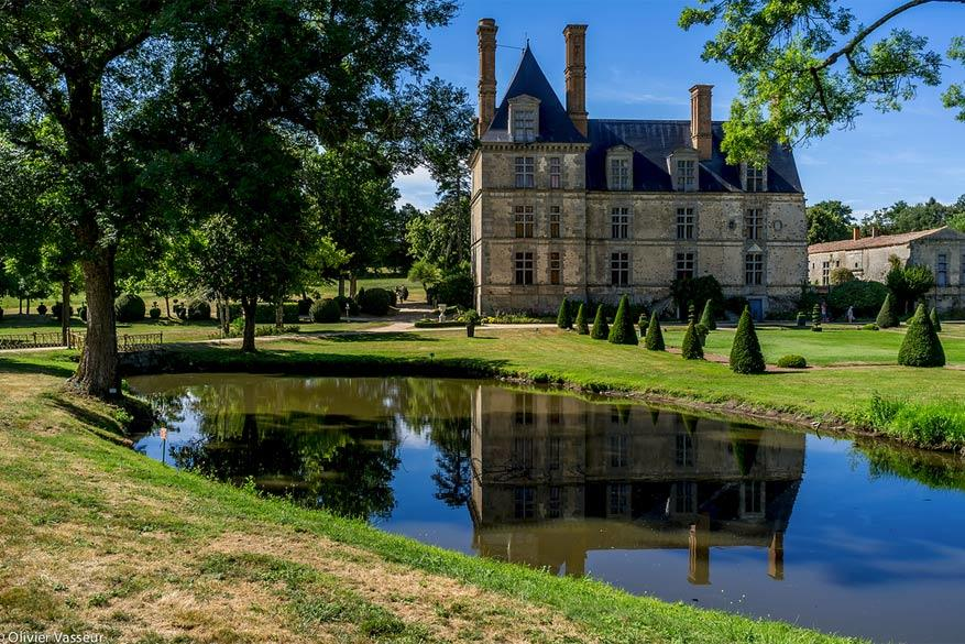 Het kasteel voor Avonturiers in Avrillé