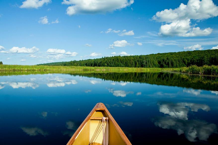 Maak eerder een kanotocht dan een motorboottocht