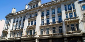Beschermd monument wordt nieuw Brussels luxehotel