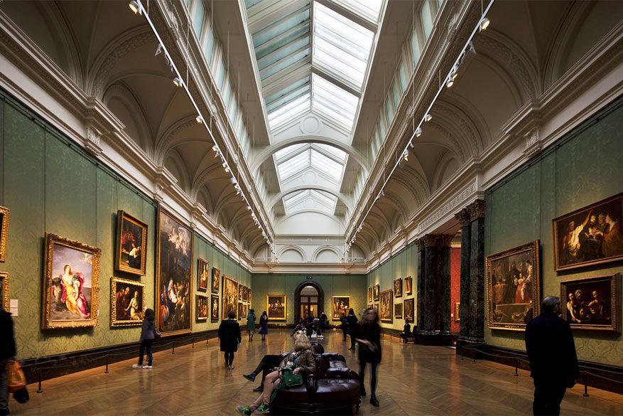 Heel veel bekende musea in Londen zijn gratis te bezichtigen