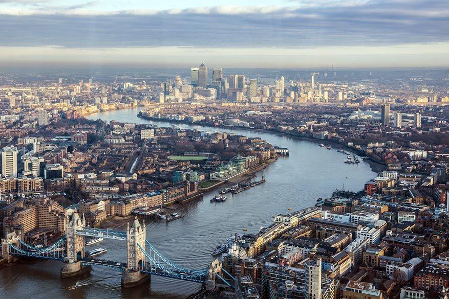 Maak een tochtje op de Thames