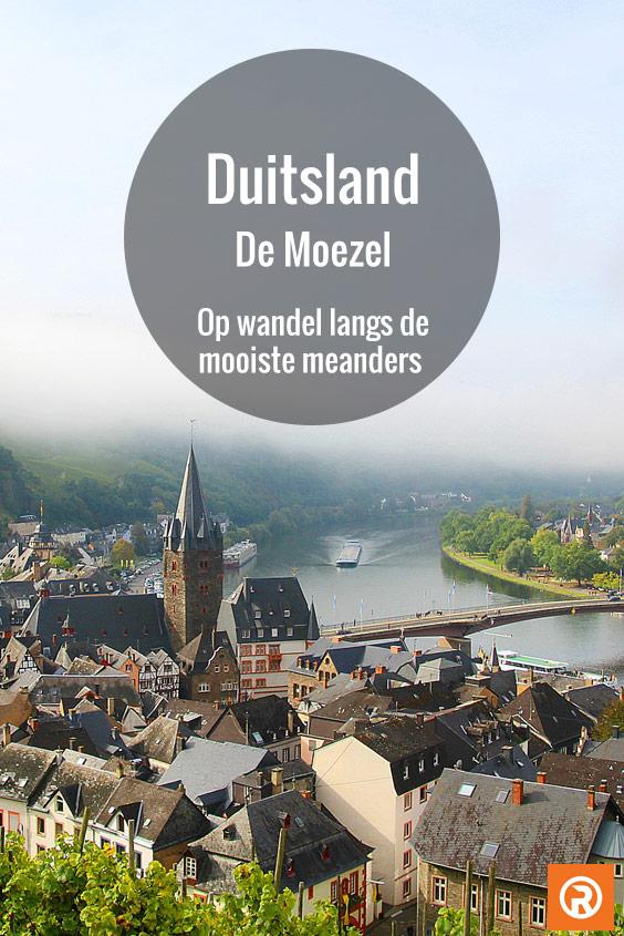 Wandelen Moezel