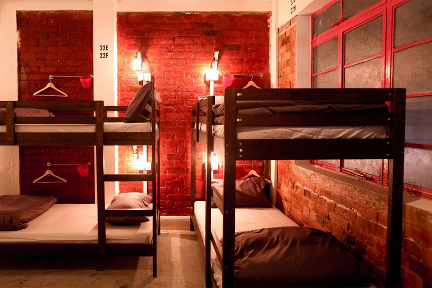 Shophouse The Social Hostel in Singapore