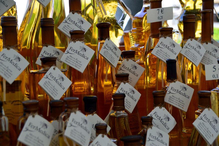 Bijen in Slovenië: traditionele honingdrankjes