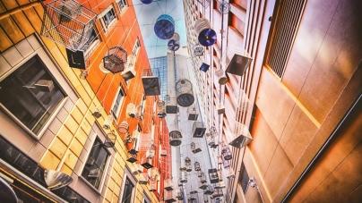 De 16 meest speciale straten ter wereld