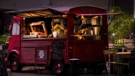 Londens lekkerste street food