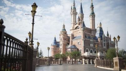 Nieuwe Disney Resort in Shanghai geopend