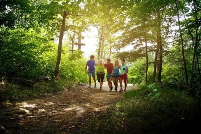 5 actieve familietips in Amnéville