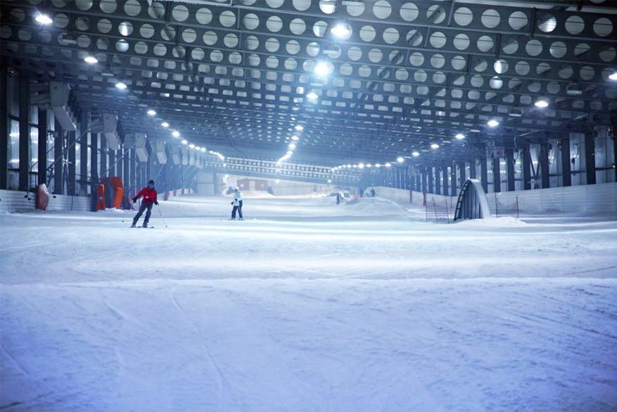 Amnéville: Snow Hall