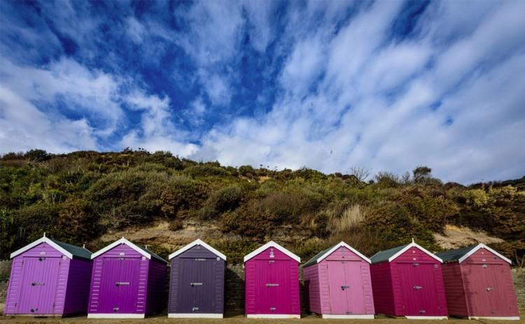 Bournemouth in Engeland, Verenigd Koninkrijk © Magno Lima