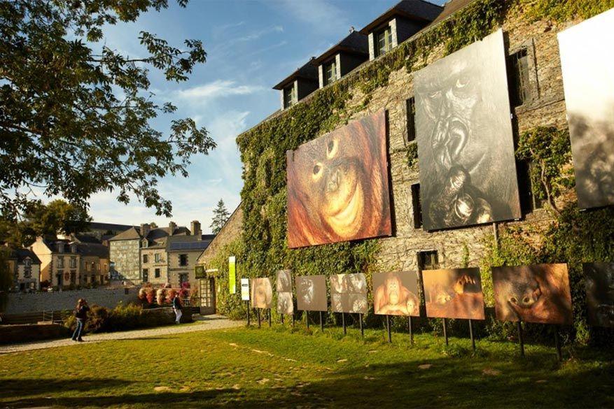 Bretagne: fotofestival Peuples & Natures
