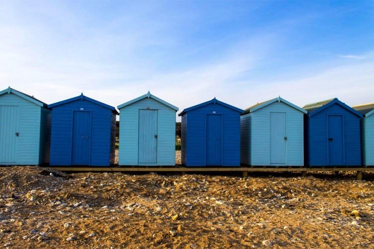 Charmouth in Engeland, Verenigd Koninkrijk © darrenyeojx