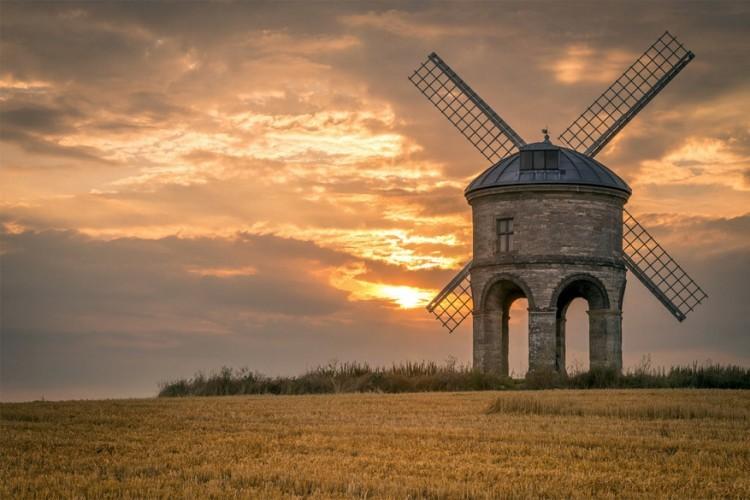 Chesterton, Warwickshire in Engeland © Paul Stobbs