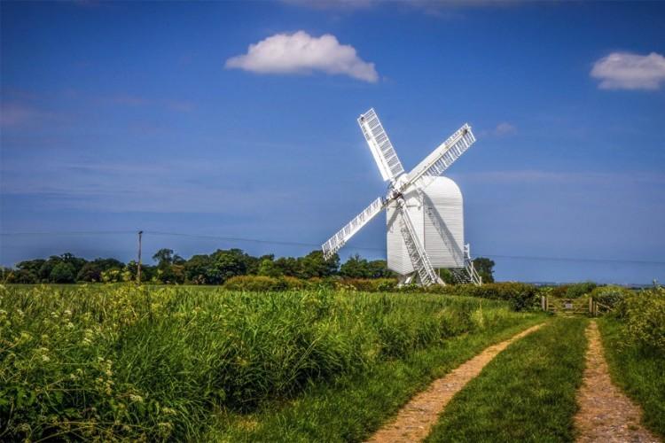 Chillenden, Caterbury, Kent in Engeland © Kelvin Trundle