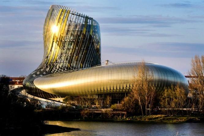 Bordeaux opent groots wijnmuseum La Cité du Vin