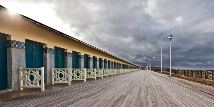 Deauville in Frankrijk © David Clavel