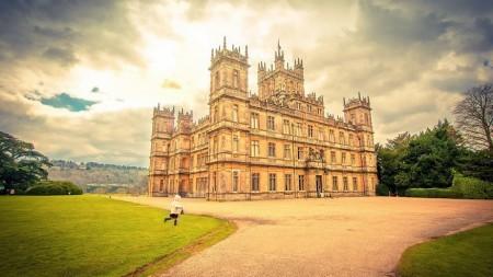 Binnenkijken bij Downton Abbey
