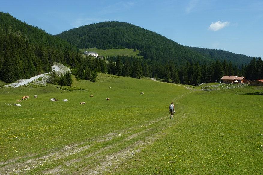 Alpijnse charmes van wandelregio Wipptal onthuld deel 2