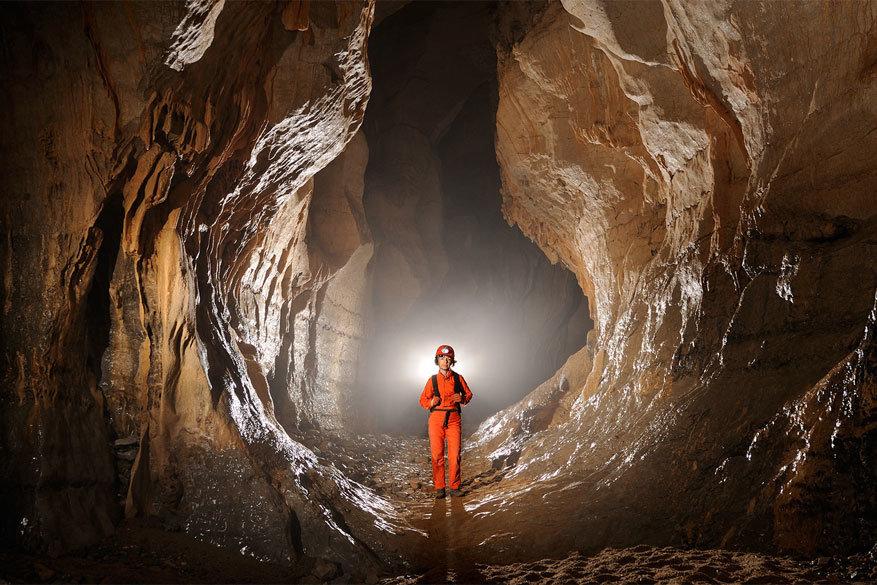 Grotte de la Cotepatière (Gard)