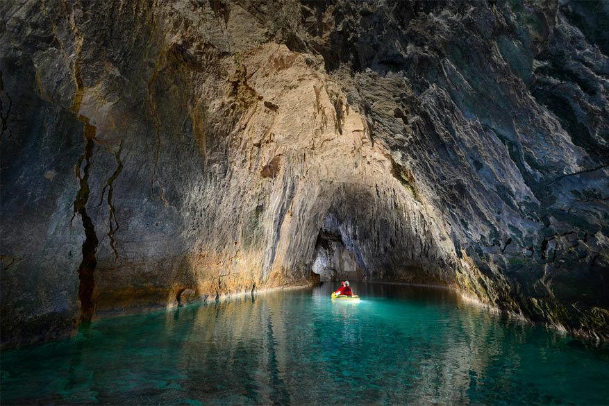 Grotte de Gournier (Isère)