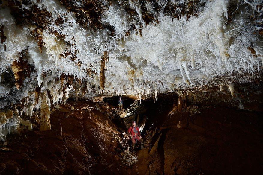 Grotte de Malaval (Lozère)