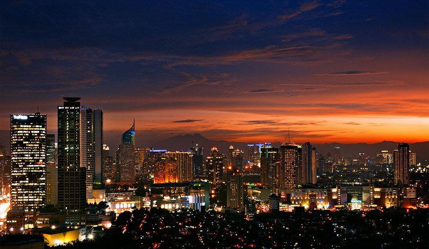 Java: de skyline van Jakarta