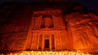 4 x spectaculair actief in Jordanië