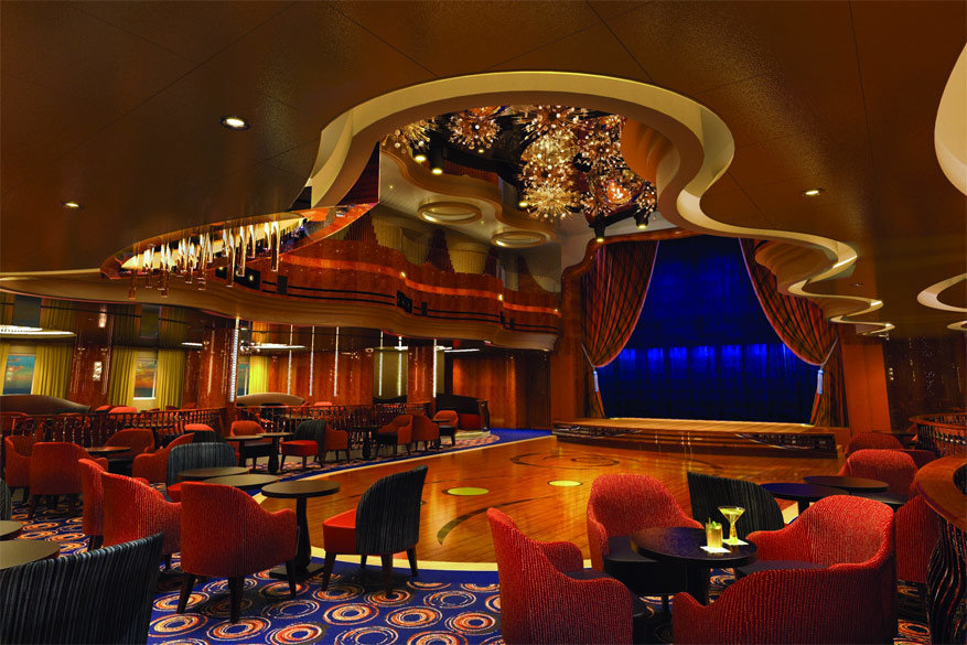 Koningsdam: Queen's Lounge