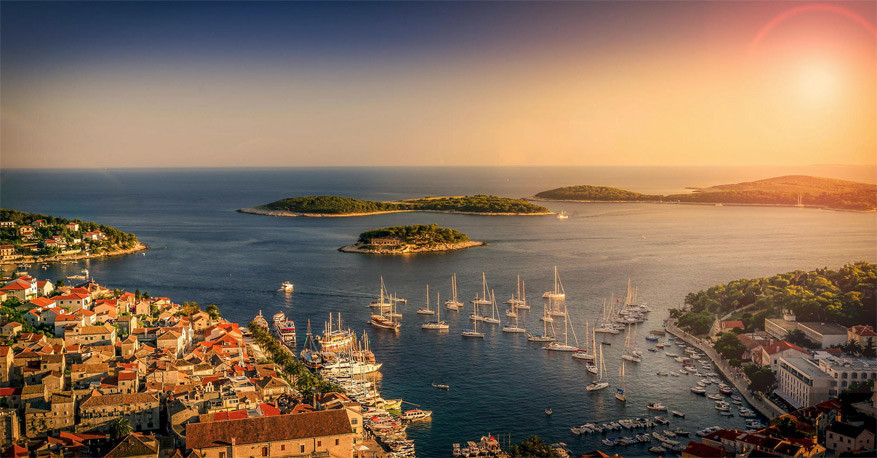 Kroatië: Hvar. © Sandeep Mathur
