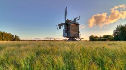 25 windmolens die eens niet in Nederland staan