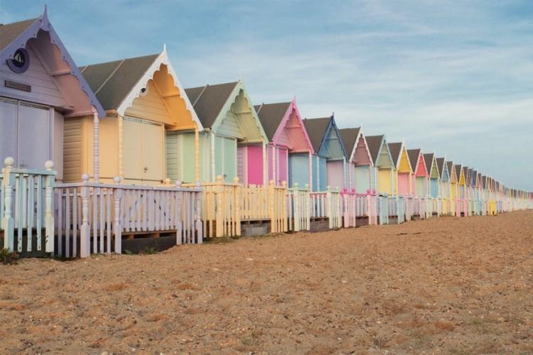 Mersea Island in Essex, Verenigd Koninkrijk © Margaret Clavell