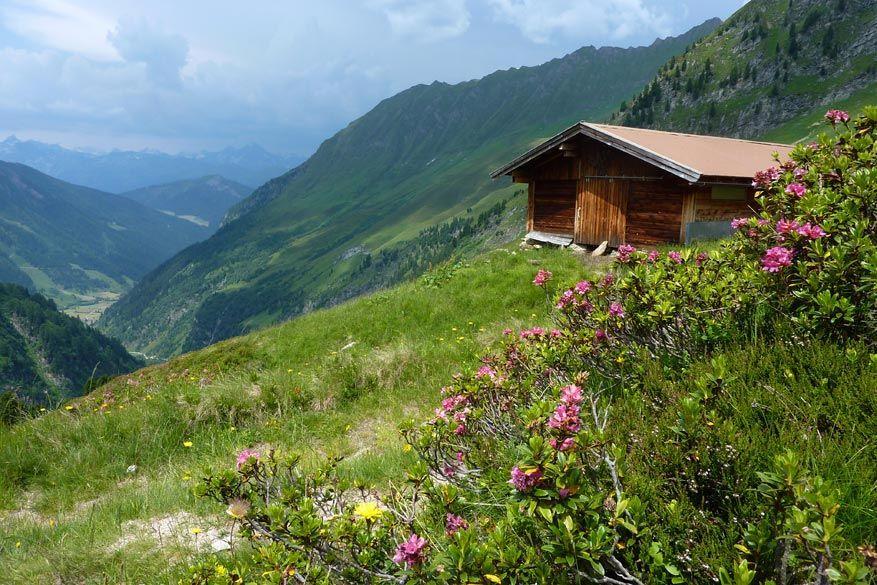 Wipptal: op weg naar de Geraer Hütte