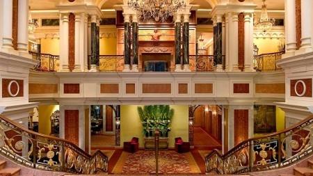 De 25 magnifiekste hotellobby's ter wereld