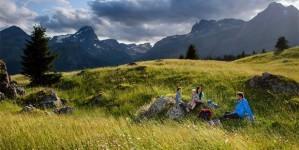 Kinderen ontdekken opnieuw de natuur in Savognin