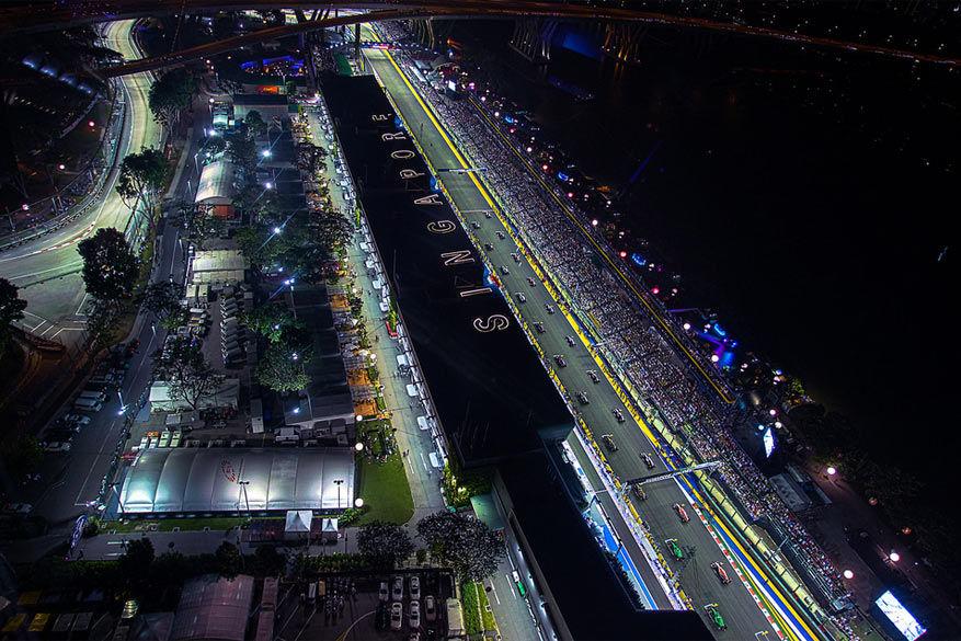 Singapore: Formule 1 in Marina Bay
