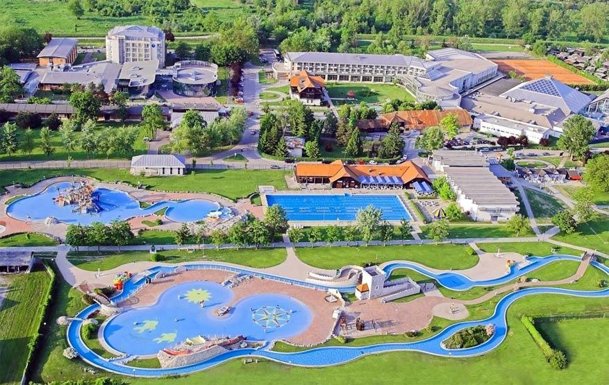 Slovenië: Čatež Thermal Spa